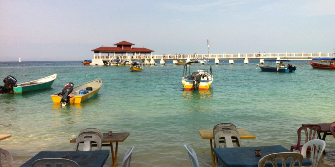 Perhentian Kecil accommodation near Coral Bay