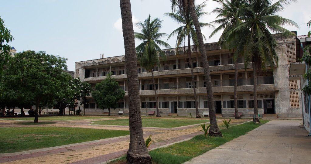 S-21 Prison (Tuol Sleng)
