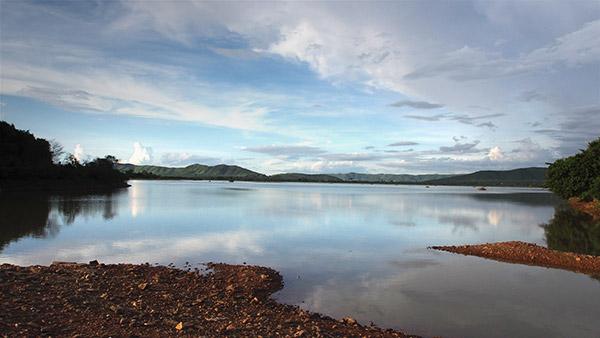 Secret Lake Kampot