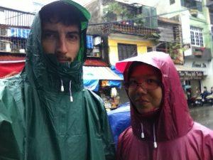 23 Hanoi In The Rain