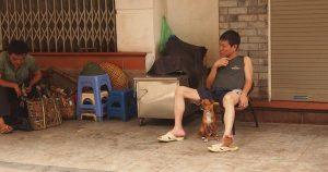 24 Hanoi Relaxing Man