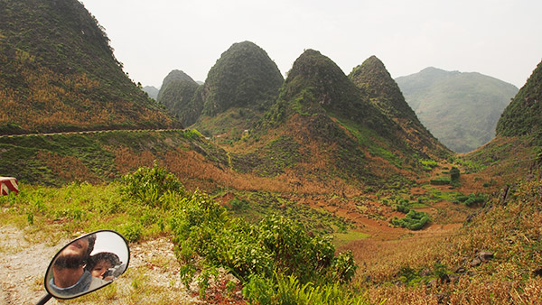 North Vietnam Motorbiking