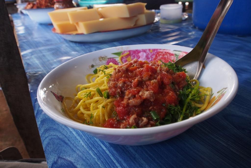 Almost spagetti