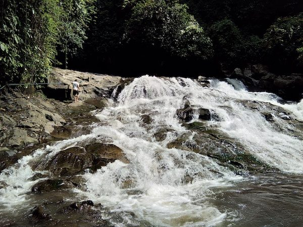 Goa Rang Reng Waterfall